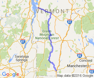 Find Motorcycle Roads Trips And Events In Vermont USA Vermont - Road map of vermont