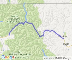 Motorcycle Roads Highway 20 Washington Pass